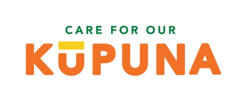 Care For Our Kupuna