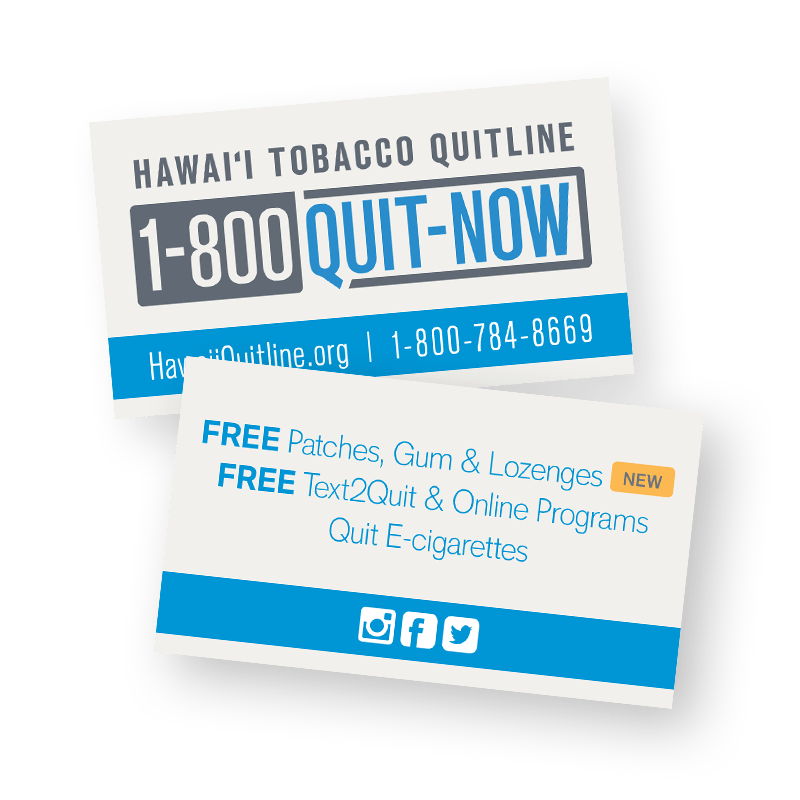 Hawaii Tobacco Quitline
